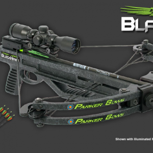 Parker Crossbows – 2014 BlackHawk
