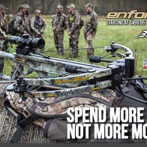 Parker Crossbows – 2015 Enforcer IR Package