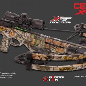 2017 Centerfire XXT Crossbow package