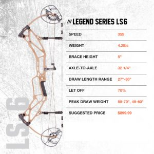Bear Archery – 2017 LS-6