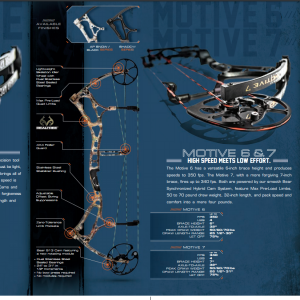 Bear Archery - 2014 Motive 6
