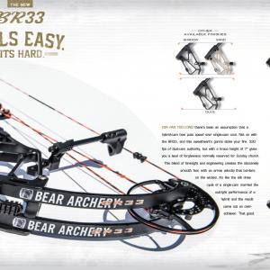 Bear Archery - 2016 BR 33
