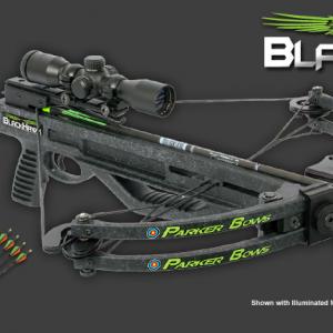 Parker Crossbows – 2014 BlackHawk