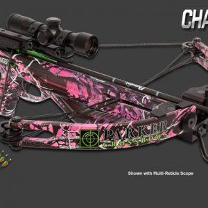 Parker Crossbows 2015 Challenger Pink