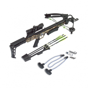 CARBON EXPRESS X-FORCE® BLADE™ CROSSBOW – CAMO
