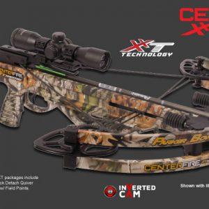 2017 Centerfire XXT Crossbow package