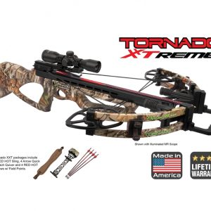 2017 Parker Tornado XXT Crossbow Package